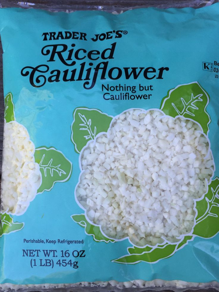 Trader Joe'S Riced Cauliflower  1000 images about Cooking Under Pressure on Pinterest