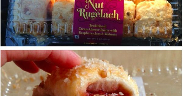 Trader Joe'S Vegan Desserts  VEGAN RUGELACH AT TJs via