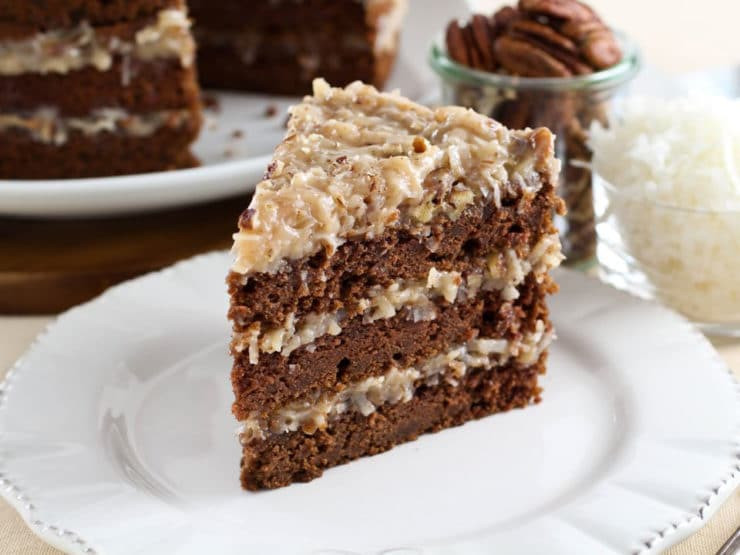 Traditional German Chocolate Cake  American Cakes German Chocolate Cake Recipe and History