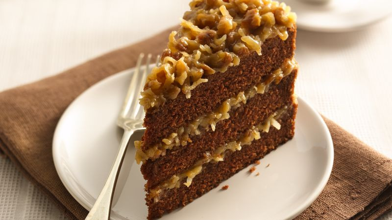 Traditional German Chocolate Cake  German Chocolate Cake Recipe BettyCrocker