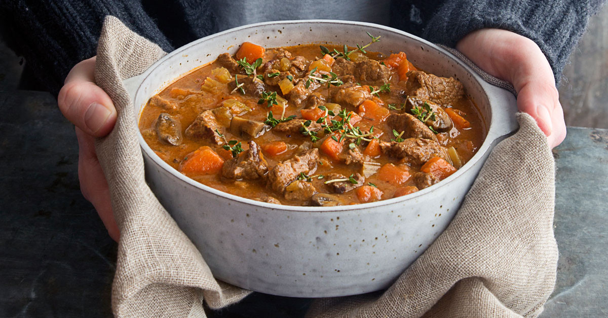 Traditional Irish Stew  Kevin s Traditional Beef Stew SuperValu
