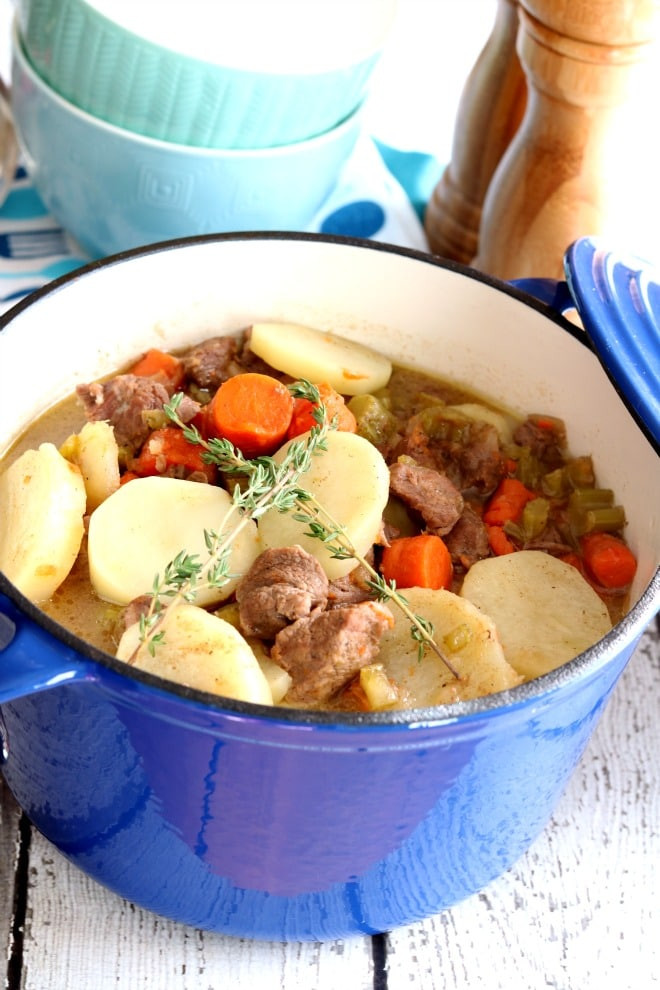 Traditional Irish Stew  How to Make a Traditional Irish Stew