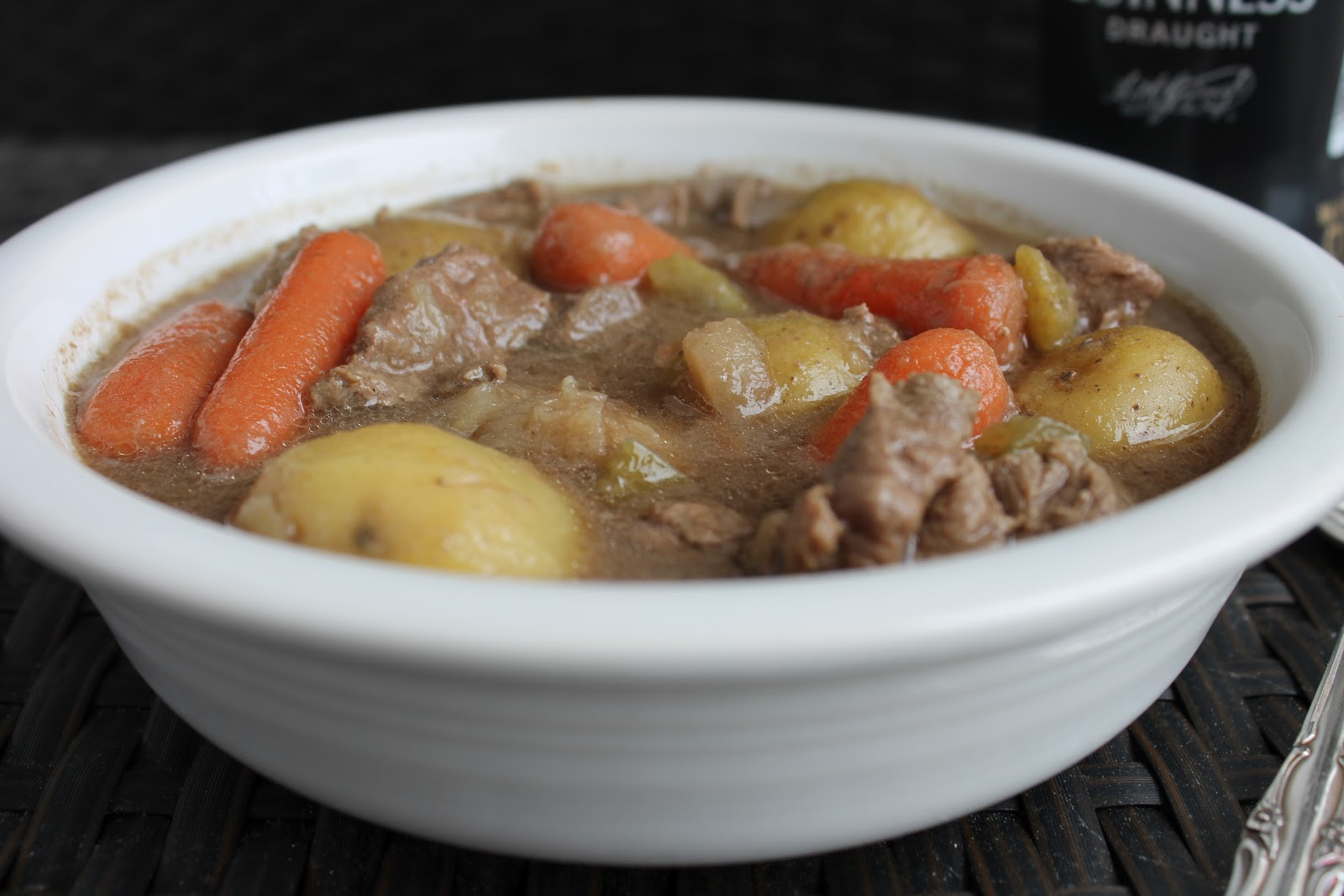 Traditional Irish Stew  The Cultural Dish Irish Stew with Guinness