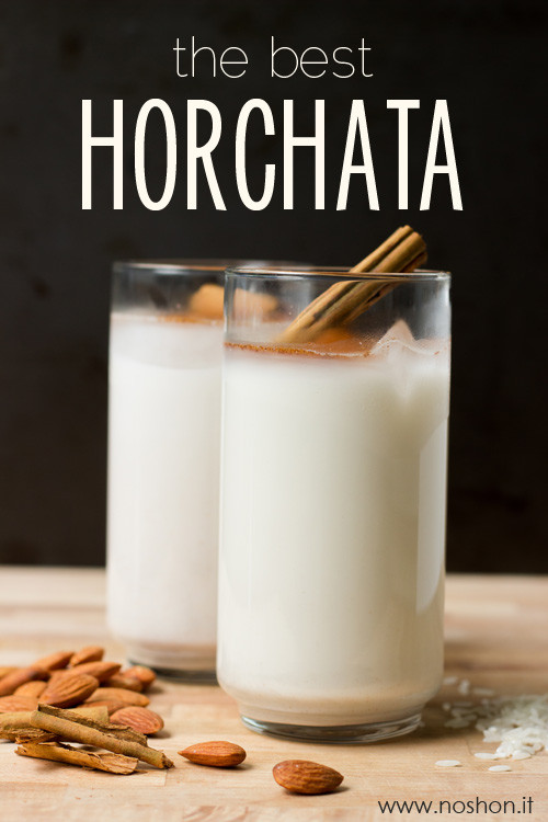 Traditional Mexican Drinks  How to Make Authentic Mexican Horchata Blog