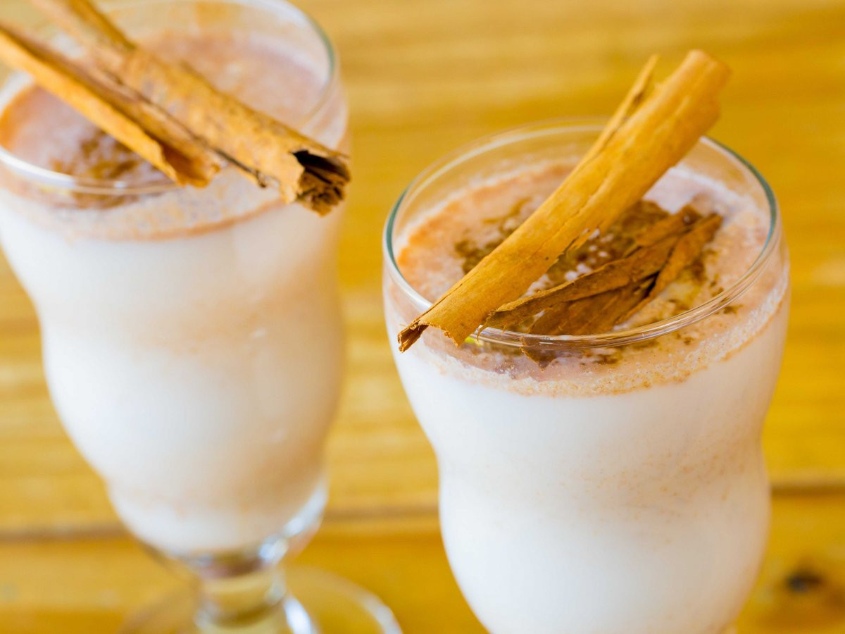 Traditional Mexican Drinks  of authentic Mexican food Business Insider