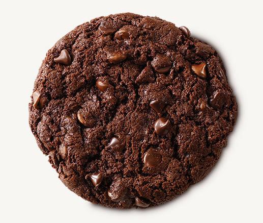 Triple Chocolate Cookies  Triple Chocolate Cookies Arby s