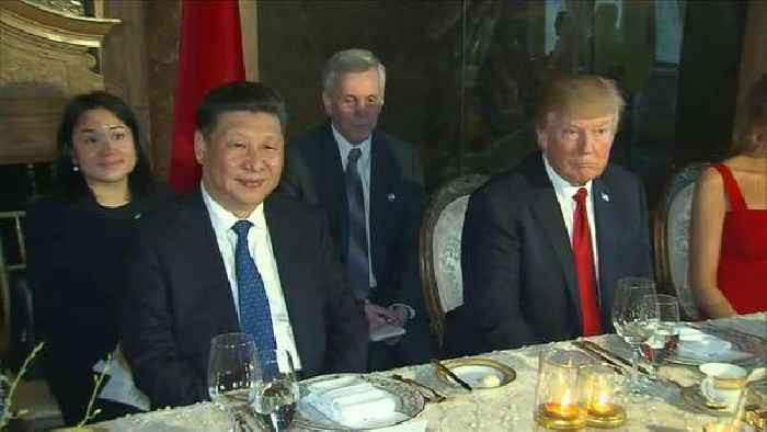 Trump Xi Dinner  Trump on China s Xi We have developed a e News Page