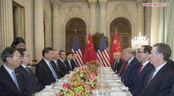 Trump Xi Dinner  DEEP STATE DOJ SET UP TRUMP Arrested Chinese Business