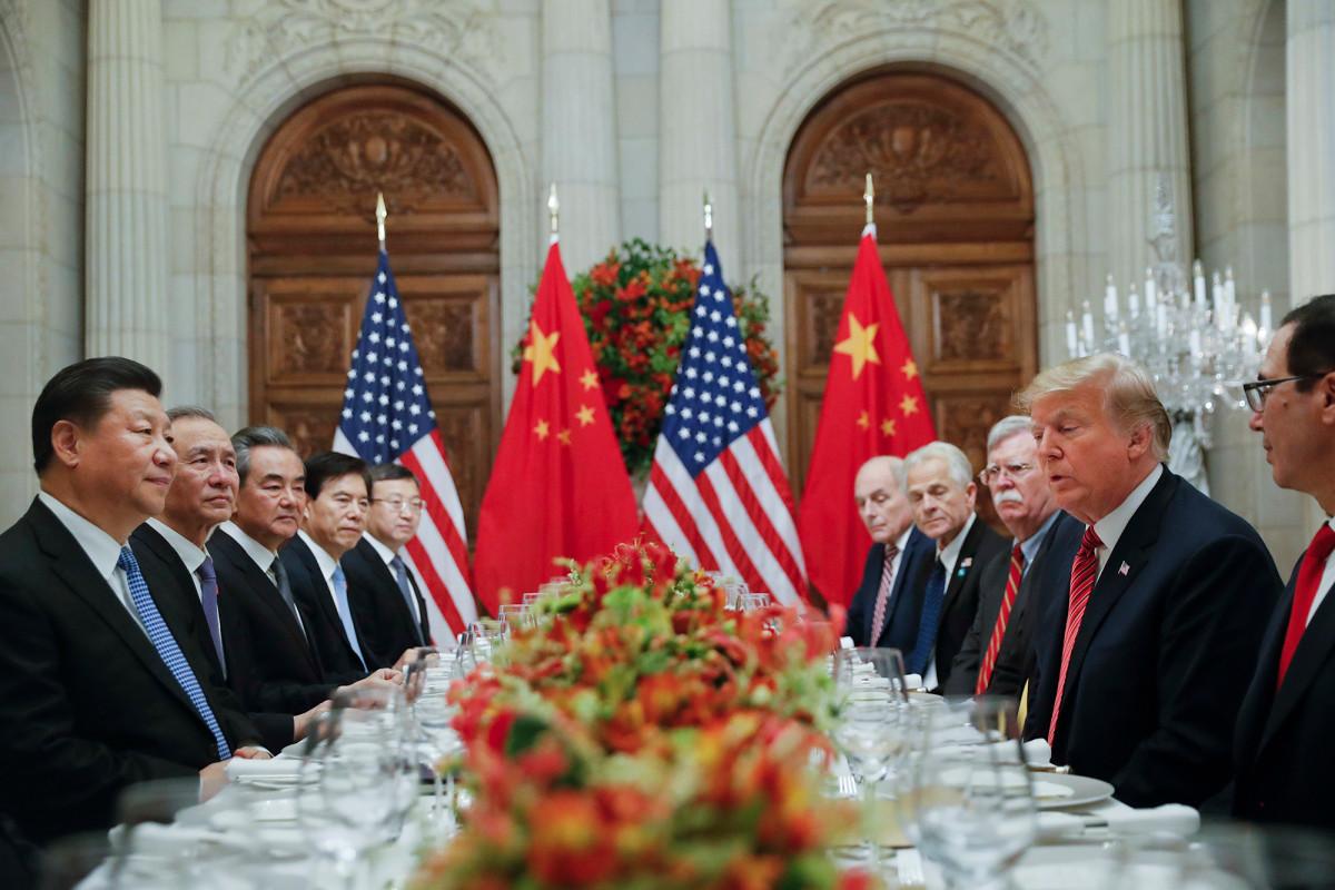 Trump Xi Dinner  US China reach tariff ceasefire after Trump Xi dinner