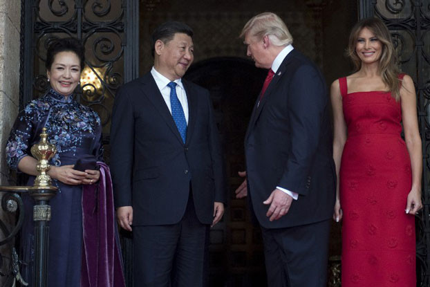Trump Xi Dinner  Put Human Rights on the Agenda Rights Activists Tell