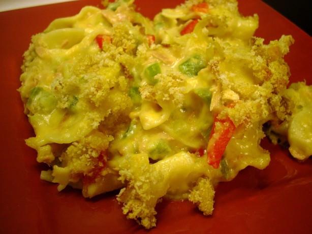 Tuna Casserole From Scratch  From Scratch Tuna Noodle Casserole Recipe Food