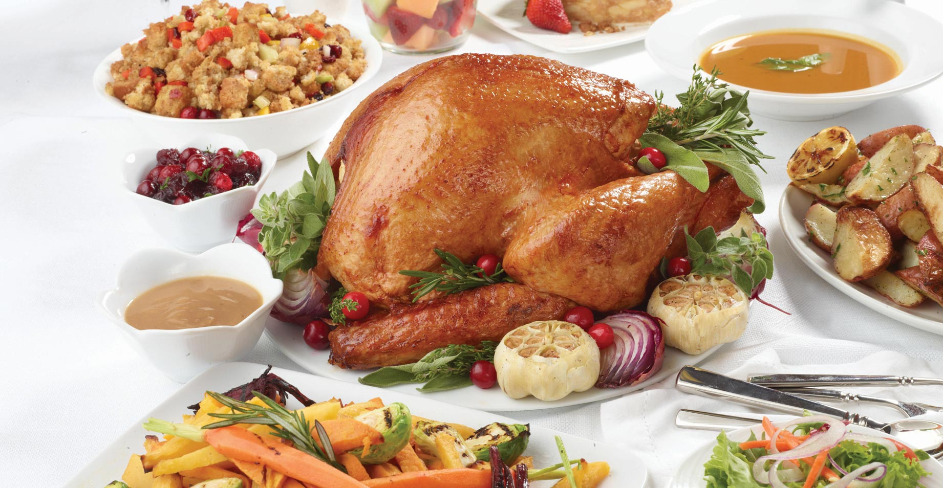 Turkey Dinner To Go  plete Turkey Dinner Precarved