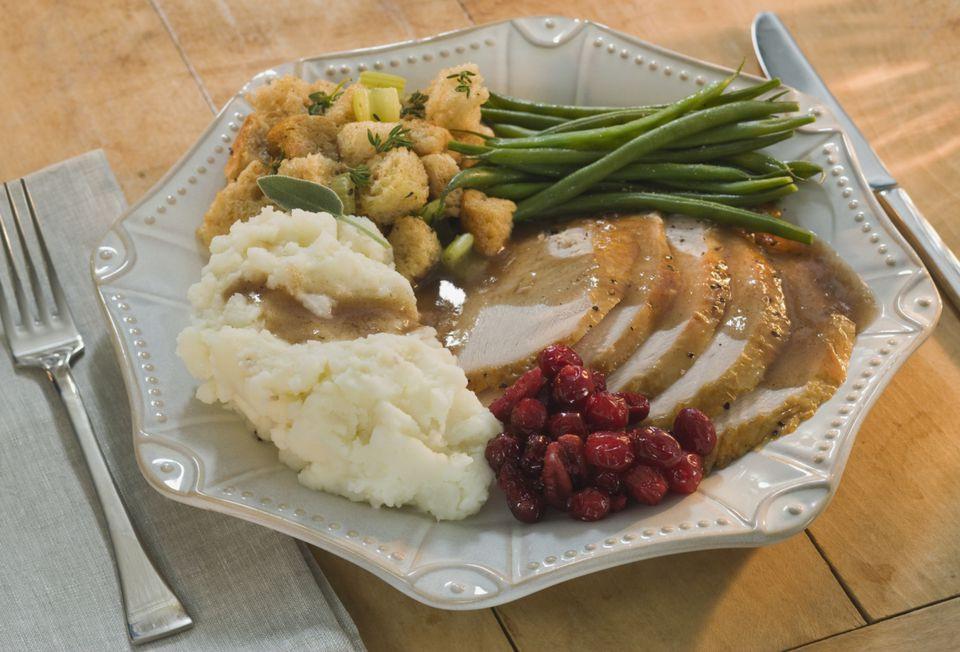 Turkey Dinner To Go  Thanksgiving Dinners To Go Louisville