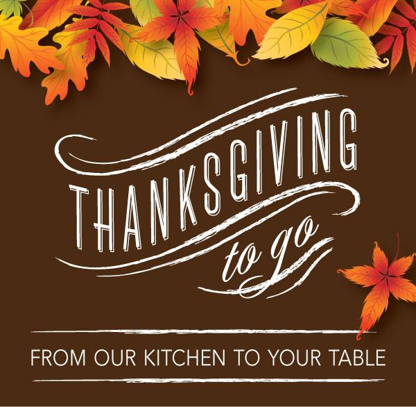 Turkey Dinner To Go  Murphy s Thanksgiving To Go
