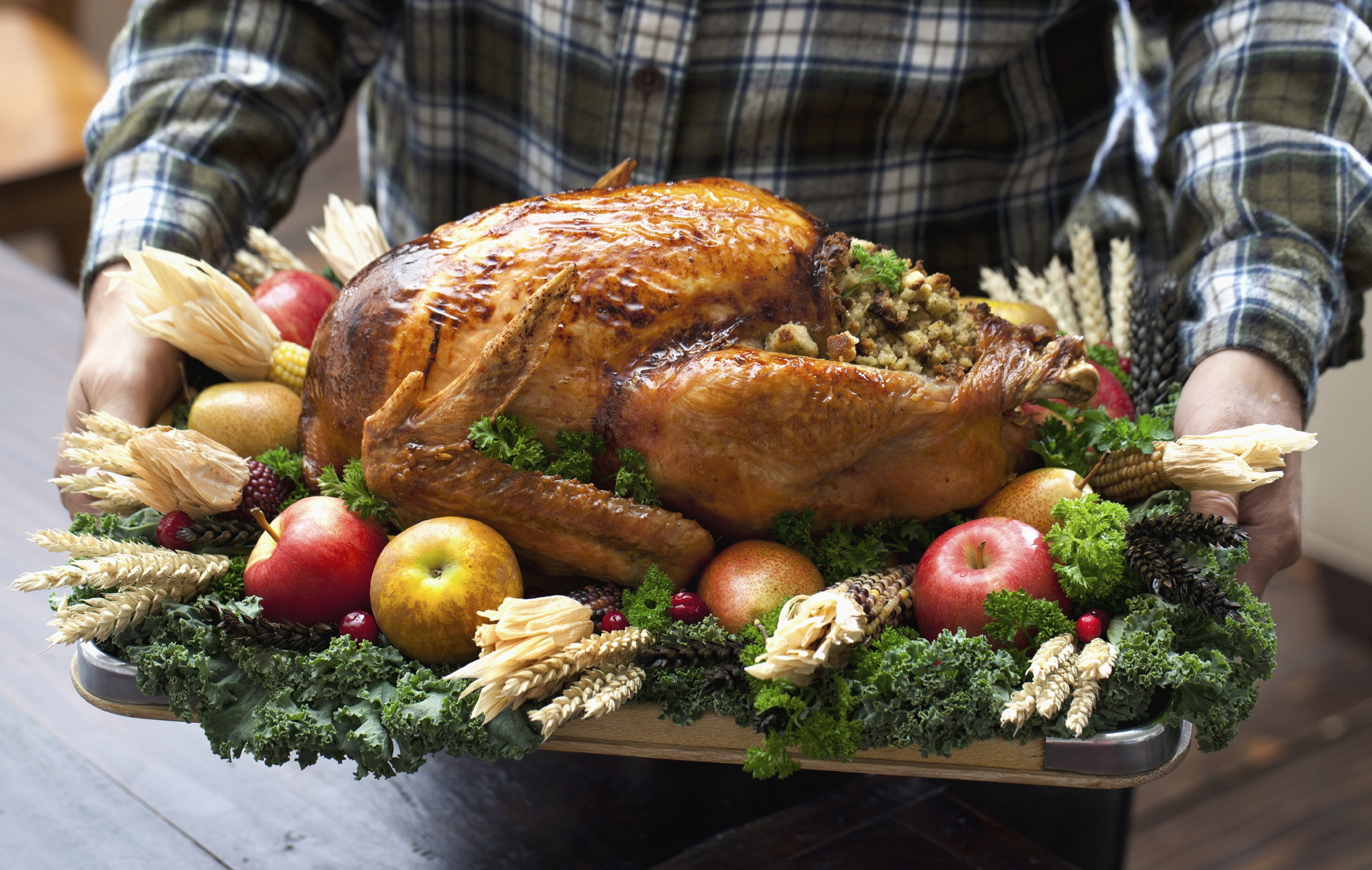 Turkey Dinner To Go  The Average Cost of a Thanksgiving Grocery List Is $69 01