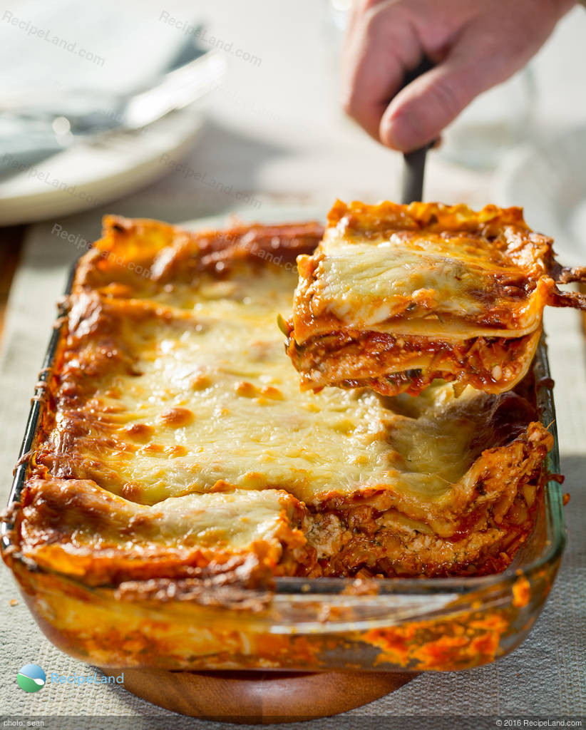 Turkey Lasagna Recipe  leftover turkey lasagna recipe