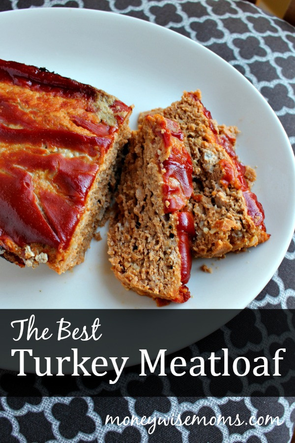 Turkey Meatloaf Recipes  best turkey meatloaf recipe in the world