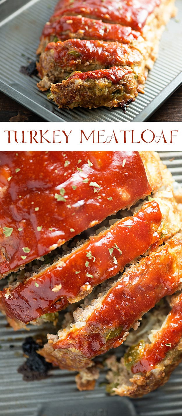 Turkey Meatloaf Recipes  Turkey Meatloaf Recipe moist and juicy healthy turkey