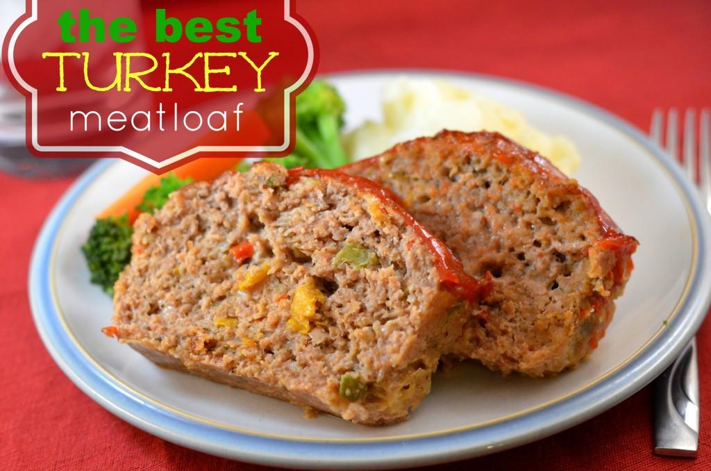 Turkey Meatloaf Recipes  The Best Turkey Meatloaf Ever