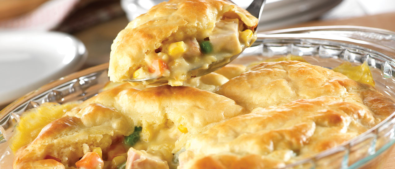 Turkey Pot Pie With Puff Pastry  leftover turkey pot pie puff pastry