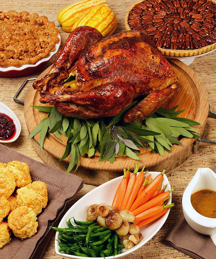Turkey Recipe For Thanksgiving  Top 10 Thanksgiving Recipes for Turkey