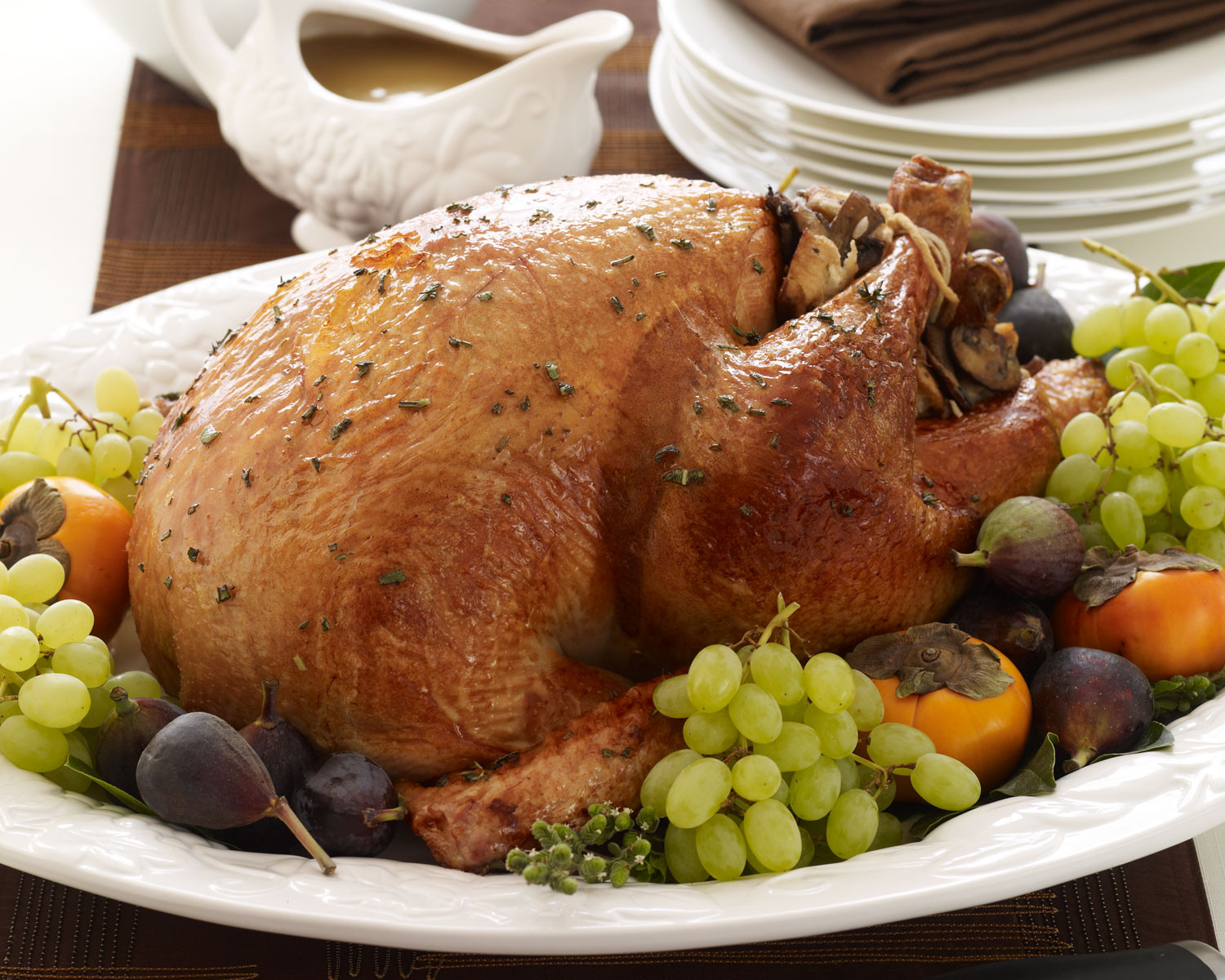 Turkey Recipe For Thanksgiving  Classic Herb Roasted Turkey Recipe & Beyond
