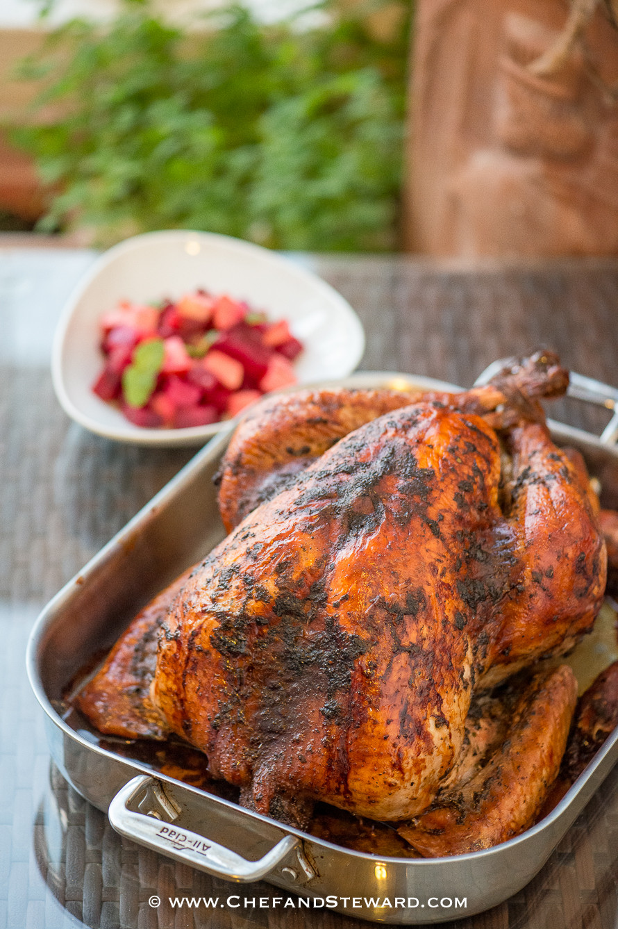 Turkey Recipe For Thanksgiving  How to Roast a Jamaican Jerk Turkey to spice up your