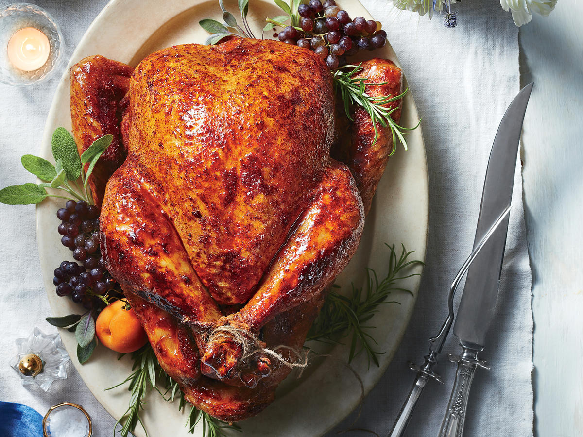 Turkey Recipe For Thanksgiving  How to Prepare a Tastier Thanksgiving Turkey