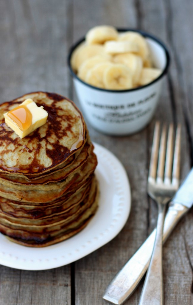 Two Ingredient Pancakes  2 Ingre nt Banana Pancakes Dish by Dish