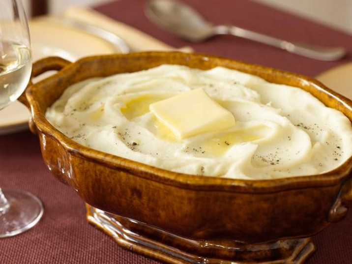 Tyler Florence Mashed Potatoes  Food Network's Best 90 Thanksgiving Side Dish Recipes
