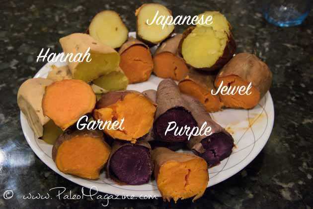 Types Of Potato  Types of Sweet Potatoes With and Why You Should