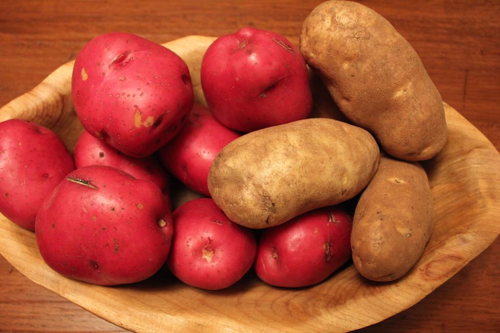 Types Of Potato  Baked Potato Recipe