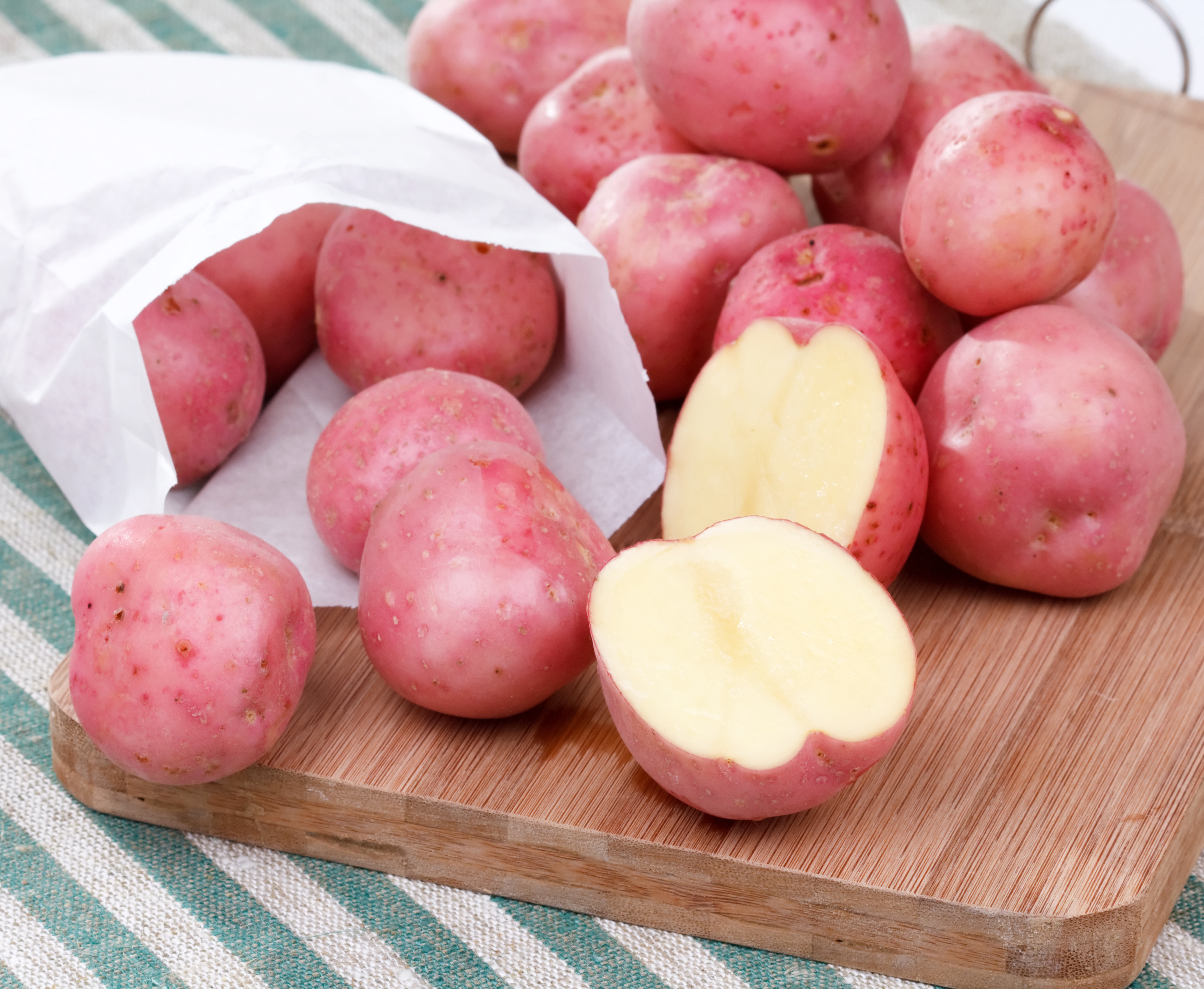 Types Of Potato  Types of Potatoes 3 Main Varieties What Recipes They re