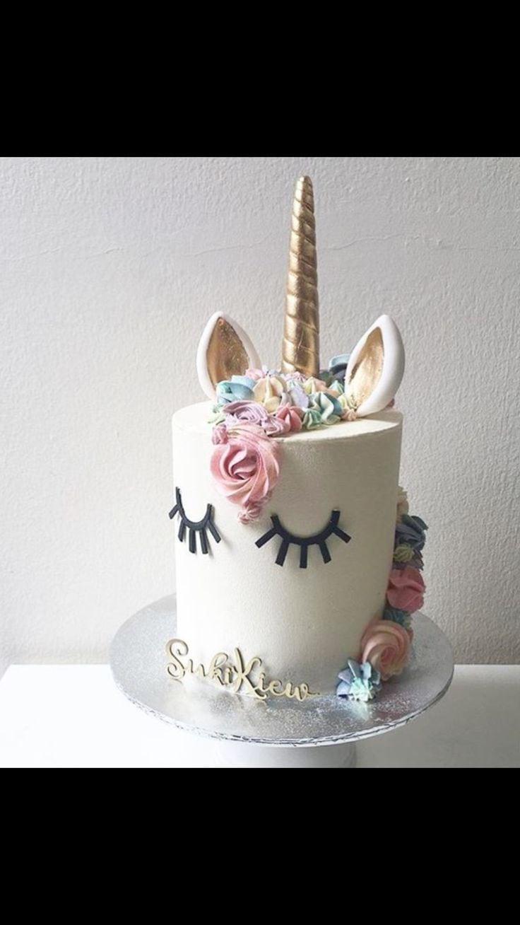 Unicorn Birthday Cake  Unicorn Cakes