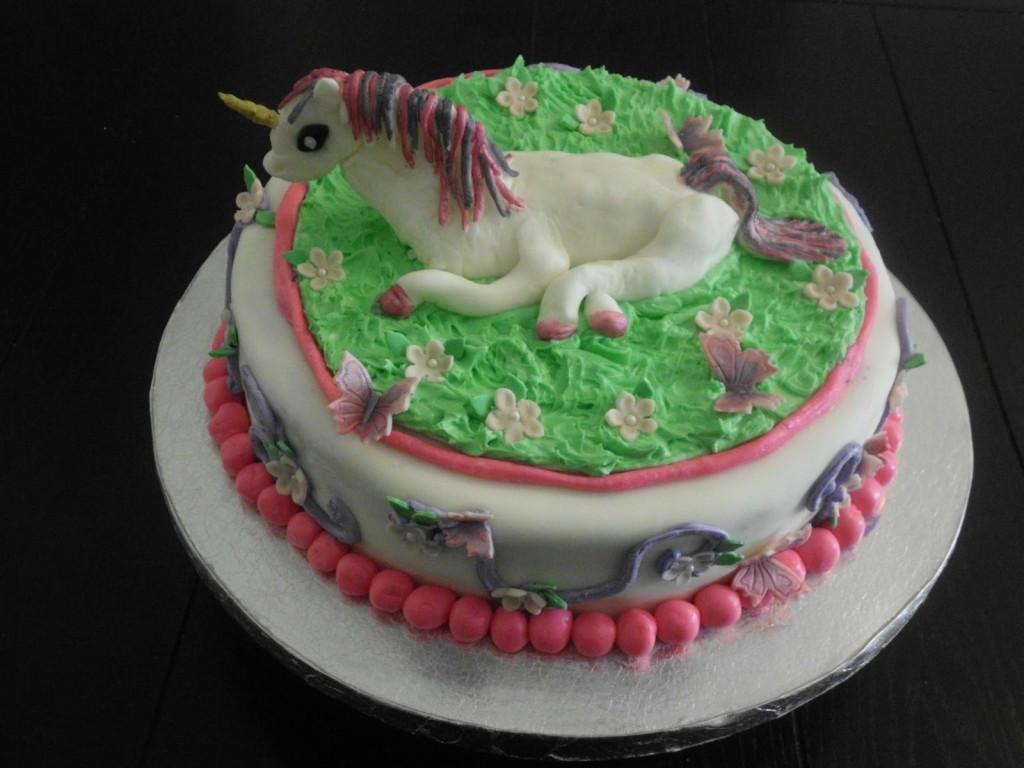Unicorn Birthday Cake  Unicorn Cakes – Decoration Ideas
