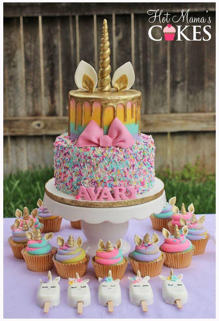 Unicorn Birthday Cake  The 25 best Unicorn cakes ideas on Pinterest