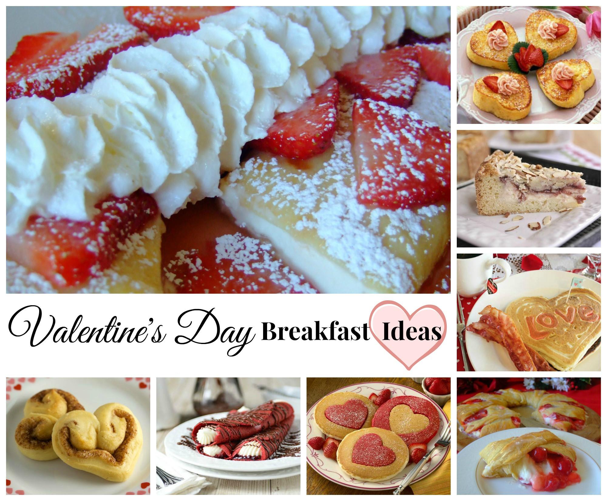 Valentines Day Breakfast Recipe  Christmas Breakfast Ideas and Recipes
