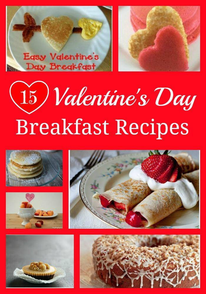 Valentines Day Breakfast Recipe  Valentine s Day Breakfast Recipes