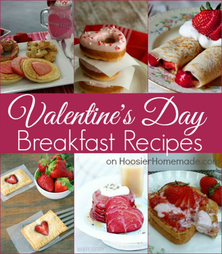 Valentines Day Breakfast Recipe  4 Days to Valentine s Day a FREE Printable for Your Epic