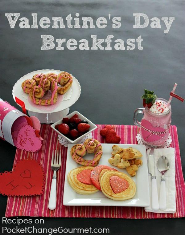 Valentines Day Breakfast Recipe  Valentine s Day Breakfast