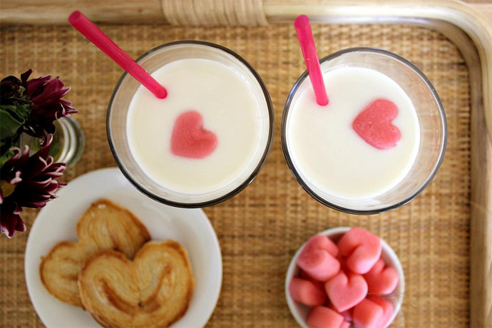 Valentines Day Breakfast Recipe  6 simple and sweet Valentine s Day breakfast recipes