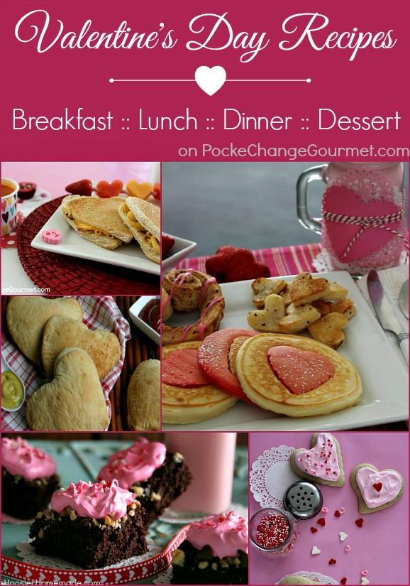 Valentines Day Breakfast Recipe  Valentine s Day Recipes