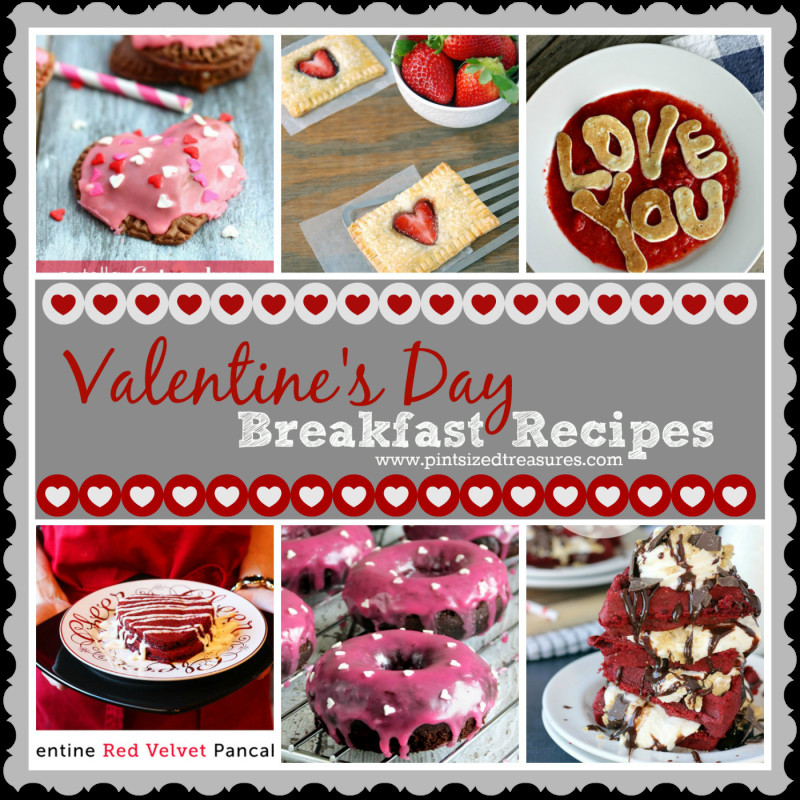 Valentines Day Breakfast Recipe  25 Incredible Valentine s Day Breakfast Recipes · Pint