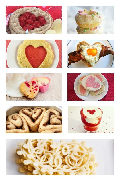 Valentines Day Breakfast Recipe  Valentine s Day Breakfast Recipe Ideas Lady and the Blog