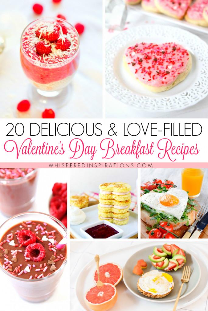Valentines Day Breakfast Recipe  20 Delicious & Love Filled Valentine s Day Breakfast