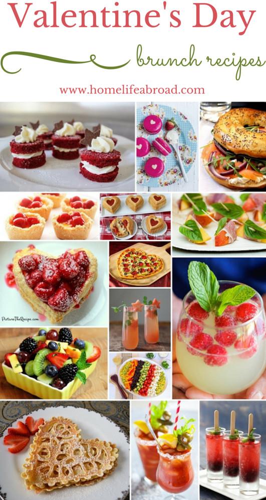 Valentines Day Breakfast Recipe  15 Valentine s Day Brunch Recipes