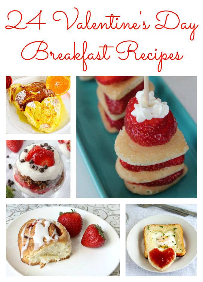 Valentines Day Breakfast Recipe  24 Valentine s Day Breakfast Recipes Sugar Spice and