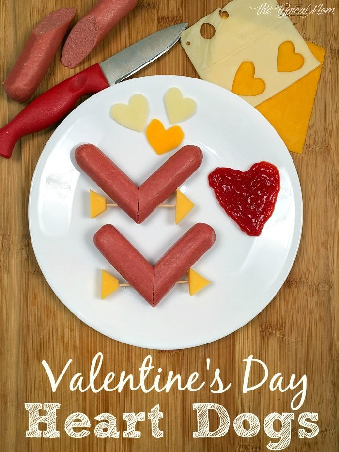 Valentines Dinner For Kids  Valentine Dinner Idea · The Typical Mom