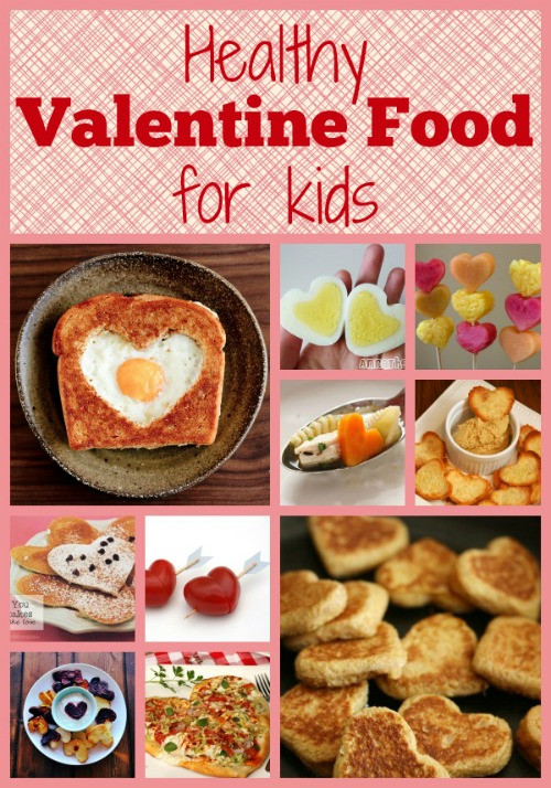 Valentines Dinner For Kids  Healthy Valentine Food for Kids Moneywise Moms