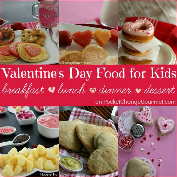 Valentines Dinner For Kids  Valentine s Day Recipes